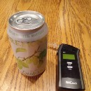 Experimenting with a Breathalyzer