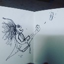 The scribble series
