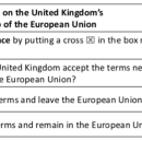 Why Theresa May will call BrexitRef2.