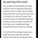 Uber is charging drivers to work