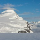 A One Day Ski Ascent of Mt Columbia, Alberta's Highest Peak