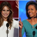 Melania Trump, Michelle Obama, and the politics of 'word is bond'.
