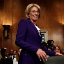 Did Betsy DeVos get you fired up? Well, where have you been?