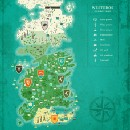 Energy map of Game of Thrones world shows who is the strongest