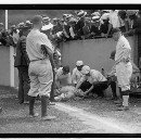Babe Ruth Knocked Out
