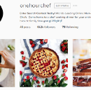 One Hour Chef: Online Marketplace For Personal Chefs & Home Cooks
