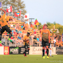 Williams scores three on Superhero Night, gives Battery a 5–0 victory