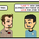 *Shatner Voice* Spock! Look…Out. It's…Nerd Purity.💾