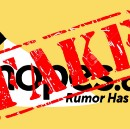 How Snopes Lies and Misleads Readers