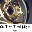 Git Time Travel Magic — Amend / Rebase