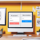 Design better Forms and Log-In access