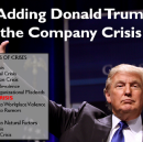 An addition to the list of corporate crises: An attack by the President-Elect