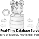 A Real-Time Database Survey: The Architecture of Meteor, RethinkDB, Parse & Firebase