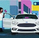 How Ford and Lyft Are Teaming Up to Take Self-Driving Cars Mainstream
