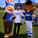 5/20/17-Something Current-Adrian Gonzalez with Dodgers Foundation at Darby Park, Pups at the Park…