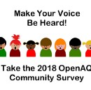 Your Voice Matters: Take the 2018 OpenAQ Community Survey!