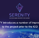 SERENITY introduces a number of improvements to the project prior to the ICO
