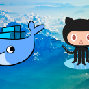 How we do Docker Multi-stage builds and secure sharing of private repositories