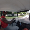 My Day With Lebron James
