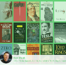 15 Book Recommendations from Elon Musk, CEO of Tesla, SpaceX, OpenAI, Neuralink, and The Boring…