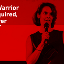 Warrior Roebyem Anders fights indifference and runs an international solar operation