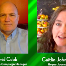Caitlin Johnstone and David Cobb Respond to Counterpunch