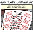 Day in the Life of an Overwhelmed Tech Worker