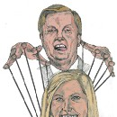 Lindsey's Leaker — How a Never Trump Legislative Aide with No National Security Experience Landed…