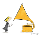 Drawing the 2018 Grammys