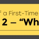 """0 to something: The Journey of a First-Time Entrepreneur. Ep. 2:—""""Why?"""""""