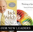 FAQ: What books would you recommend for new managers, directors, and leaders?
