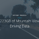 Open Sourcing 223GB of Driving Data