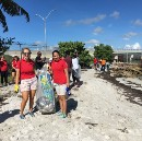 State and Foreign Diplomats Clean Beaches Nationwide