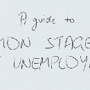 A guide to common stages of unemployment