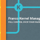 The new Franco Kernel Manager & Updater