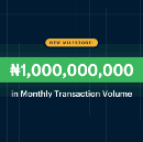 The road to ₦1 billion in monthly transaction volume at Paystack