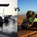 Funded Vs Bootstrapped SaaS startups, Part 2: self-funded off-road buggy