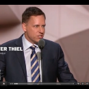 Peter Thiel's Speech