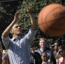 My President Can Ball