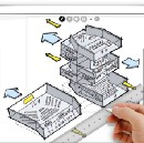 """Decades After the Rise of CAD, Architecture Is Going """"Paperless"""" Featuring Sean Gallagher of Diller…"""
