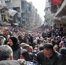 Syria's civil war has been five years of hell