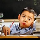 Chinese kids do almost 3 hours of homework a day, 3 times world average