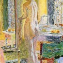 Bonnard's nudes, when colors are deceitful