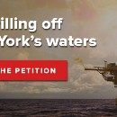 Letter to Secretary Zinke: No Drilling Off New York's Coast