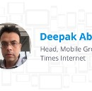 Building Amazing Apps with Deepak Abbot, Head of Growth at Times Internet Ltd