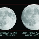 A Supermoon, Leonid Meteors Peak in Moonlight, and Four Evening Planets!