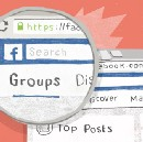 Hacking Facebook Groups for Research