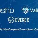Hosho Group, Validity Labs Complete Everex Smart Contract Security Audit