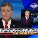 Sean Hannity Believes There's an Alliance Out to Destroy Trump. He's Right.