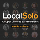 An open letter to our LocalSolo Freelancers